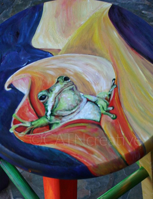 """""""Toad Stool"""" by Shannon"""